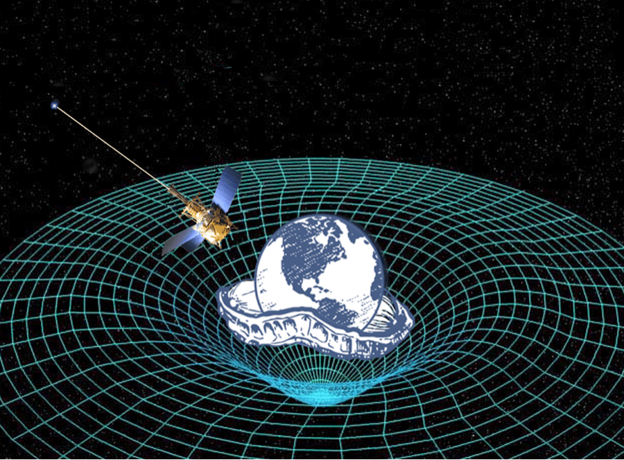 Einstein s general relativity turns 100 years old daily pnut for Space time theory